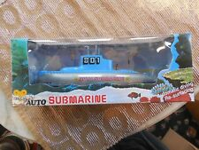 Wind-Up Toy auto Submarine