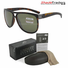 SERENGETI VERDI SUNGLASSES POLARIZED PHOTOCHROMIC PhD 555nm SATIN TORTE 7936