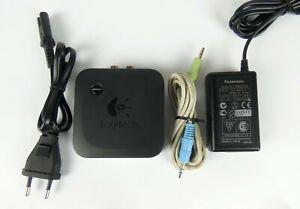 Logitech S-00113 Bluetooth Wireless Stereo Audio Adapter