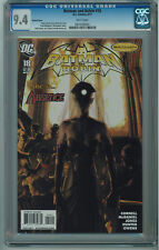 BATMAN AND ROBIN #18 CGC 9.4 VARIANT HIGH GRADE WHITE PAGES 2011