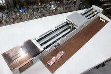 SAMICK THK Used SSU-WORK-100047 Linear Actuator, Total Length 1240mm, No motor