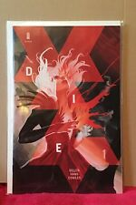 DIE # 1 FIRST PRINT COVER A IMAGE COMICS NM