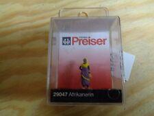H0 Preiser 29047 Afrikanerin. Figur. OVP
