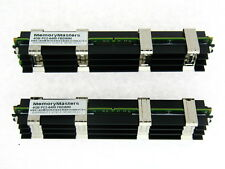 8GB KIT DDR2 800 MHZ ECC FBDIMM 2X4GB APPLE Mac Pro with Apple heat sinks 2RX4