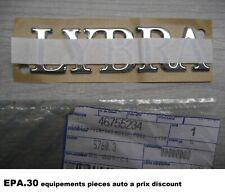 LOGO EMBLEME MONOGRAMME LANCIA LYBRA - 46755234