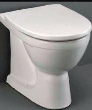 Twyford Bathrooms White/Plain Toilets