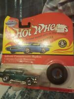 Hot Wheels Vintage Series  1955 Chevrolet Nomad Dark Green 1/64 Scale