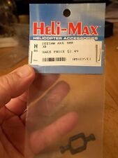 Heli-Max RC Helicopter AXE 400 3D HMXE8513 Seesaw NIP