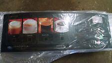 Concordia Xpress Espresso Machine Front Top Panel