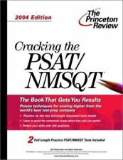 College Test Prep: Cracking the PSAT, 2004 Edition by Princeton Review Staff...