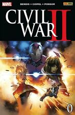 Civil War II (2) N° 0 - Marvel Miniserie 175 - Panini Comics - ITALIANO NUOVO