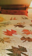 Fluttering Leaves Quilt Pattern Pieced BS