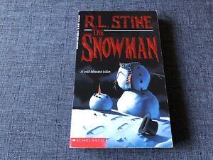 R. L. Stine The Snowman Paperback