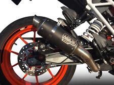 SILENCIEUX ARROW GP2 NICHROM DARK KTM DUKE 390 2017/18 - 71536GPI