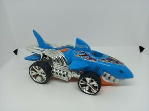 Hot Wheels Shark Car Extreme Action Light Sound Sharkruiser Toy State tested