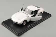 1/24 Alloy Toyota 2000GT MF10(1967) Sport Car Vehicles Model F Collection