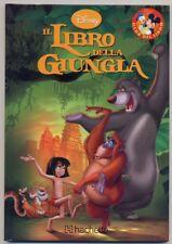 IL LIBRO DELLA GIUNGLA - Club del libro Disney HACHETTE 20006 - NUOVO