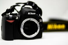 Nikon d60 camera w/ Battery, Two Chargers, And Kit Lens