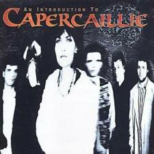 Capercaillie : An Introduction To Capercaillie CD (2001) ***NEW***