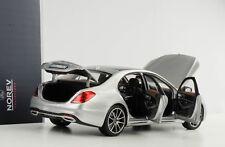 Mercedes-benz Classe S Amg-line Année de construction 2018 Métal Argenté 1 18