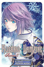 Rosario + Vampire Season 2 Vol 3, Very Good Condition Book, Ikeda, Akihisa, ISBN