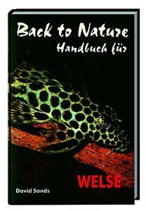 Handbuch für Welse - Back to Nature von David Sands