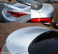Rear Spoiler Painted Parts For Hyundai Elantra Avante 2011 2015