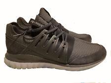 separation shoes 102a3 250d3 Mens Gris Adidas Tubular radial zapatillas de tamaño 12
