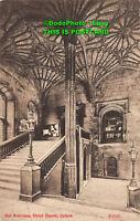 R450748 Oxford. Christ Church. Hall Staircase. O. F. Stengel
