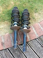 TOYOTA AYGO MK1 PAIR OF FRONT SUSPENSION STRUTS/LEGS WITH SPRINGS