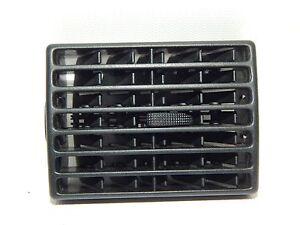 New OEM 1988-1992 Audi 80 Front Dash Center Air Vent Grille Duct Black 893820971