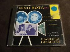 "CD ""NINO ROTA - FILM MUSIC"" La strada, Waterloo, Il gattopardo"