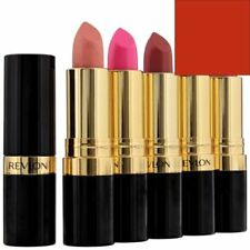Barras de labios rojos Revlon