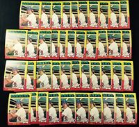 Lot Of 35 1975 Topps Ron Cey Baseball Card # 390  SP39