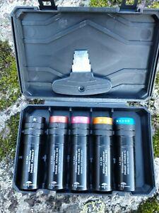 5 x Billman™ 12 Ga. Skeet/Trap/Extended Mobil Sport Choke tube for shotguns