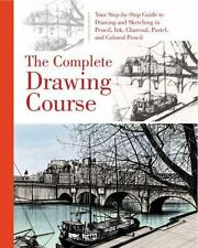 The Complete Drawing Course: Guide to Drawing & Sketching Multi-Media