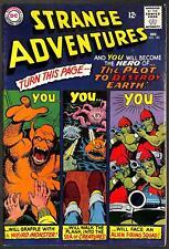 Strange Adventures #183 FN+