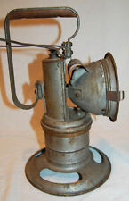 New listing Vintage National Carbide Lantern Coal Miners - 342 Madison Avenue New York rare