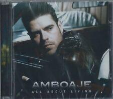 AMBOAJE CD Spanish Heavy/Hard/Aor 2015  (Ex-Hard Spirit & Sauze Vocals) 91 SUITE