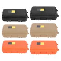 Waterproof Airtight Survival Storage Case Container Fishing Carry Box Outdoor ^
