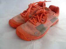 Babolat Girls Tennis Shoes Size 3.5 UK - Jet Design