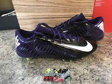 quality design afe5f c0f46 Nike Vapor Carbon 2.0 Elite TD Football Cleats Purple Ravens  Co- Men s ...