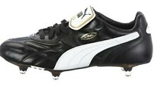 Puma King SG Black Football Boots Size 11