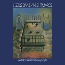 J. GEILS BAND CD NIGHTMARES AND OTHER TALES FROM THE VINYL JUNGLE