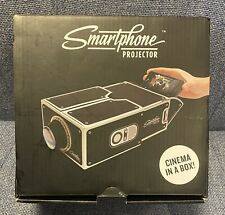 Luckies Smartphone Projector make your own portable mini cinema phone accessory