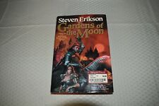 Gardens of the Moon by Steven Erikson (1st Edition/First Printing, Malazan)