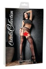 Cottelli Collection Stockings - Bodystocking & Catsuit