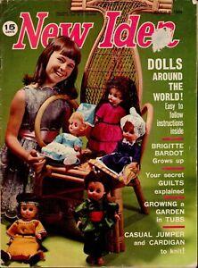 New Idea Magazine March 8, 1969 - 1960s Australian Women's Magazine