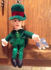 The Wizard Beanie 1998 Wizard of Oz Warners Bros. Studio Store Plush Figure NWT