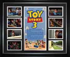 Toy Story 3 Framed Memorabilia